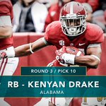 Welcome to Miami, Kenyan Drake! https://t.co/pLCbU43IeC