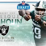 Congratulations Shilique Calhoun on being drafted 75th overall to the Oakland Raiders! #Spartans #NFLDraft https://t.co/UanYRjTeQP