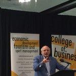 Dr Bill Smith roast. Raised over $35,000 to start a scholarship endowment. Great teacher, even better person. #SMTTT https://t.co/qz3D4hdUyb