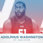 Weve selected Adolphus Washington with the 80th pick in the #NFLDraft! https://t.co/Q0e3OWY66W