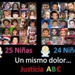 @epigmenioibarra #DíaDelNiño r #25niñas24niños,víctimas dla corrup d @FelipeCalderon,q no deb morir en GuarderíaABC https://t.co/MHK0RsvQuz