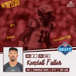 #WelcomeToDC, Kendall!  #SkinsDraft Central | https://t.co/jxhiscL78h https://t.co/llBTMMWbjW