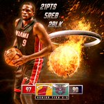 Luol Deng hot start & D-Wade clutch finish force a Game 7 for @MiamiHEAT! #NBAPlayoffs https://t.co/5xIOUfvNLS