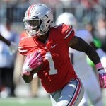 With the No. 85 pick, the Houston Texas select WR (and former QB) Braxton Miller out of Ohio St. https://t.co/bru7AaUiTm