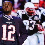 Kevin Faulk supports Tom Brady at NFL draft https://t.co/ktIk9yo61k https://t.co/y61OYgQqEL