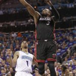 Late Dwyane Wade baskets seal Game 6 win for Heat over Hornets: https://t.co/lZEtxepxms https://t.co/nRAe6aOWIk