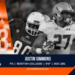 Welcome to #BroncosCountry, @jsimms1119! https://t.co/OtyjueguWq