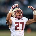 With the last pick of the 3rd round, the Denver Broncos select S Justin Simmons. Back at it tomorrow! #NFLDraft2016 https://t.co/OWtGsvi7fu