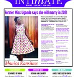 In #Intimate,Former Miss Uganda says she will marry in 2021 Get a copy in #SaturdayVision:https://t.co/GbebMAkP77 https://t.co/FNA1QecKTd