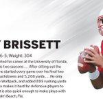 #Patriots draft pick Jacoby Brissett at a glance: https://t.co/7lkqTQwxEZ https://t.co/t714cwAopP