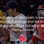 .@henryowensz reflects on the significance of the bullpen and Papis clutch hitting: #RedSox https://t.co/PMSk3ZZlLu