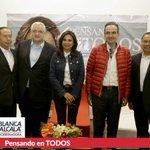Puebla necesita una visión a largo plazo ¡Gracias a los economistas por compartir ideas esta noche! #PensandoEnTodos https://t.co/UjThpzRHMA