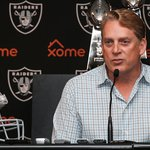 """""""All of our guys, we expect to play this year."""" Jack Del Rio on the draft picks so far: https://t.co/GBBqHnltR3 https://t.co/fQbTS4eIFJ"""