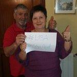 @Las13azules vamos niñas, se acerca el gran momento, mucho animo, sé que lo conseguiremos! #L13A #LigaAzul https://t.co/MjbClRo75p