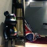작업실 새 친구  #피규어_데일리 #kaws_1000 #호비꺼 https://t.co/SAnIPeJEQM