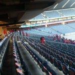 #EFFManifesto 07:30am EFF members starting to enter stadium #sabcnews https://t.co/KwDkJGg136