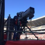 The @SABCNewsOnline HD Cameras are here to carry the #EFFManifestoLaunch Live, tune in to Morning Live or 403 now https://t.co/Vcy06Ie02A