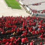 #EFFManifestoLaunch stadium supporters start to fill in. @eNCA https://t.co/BvybnvN8Gp