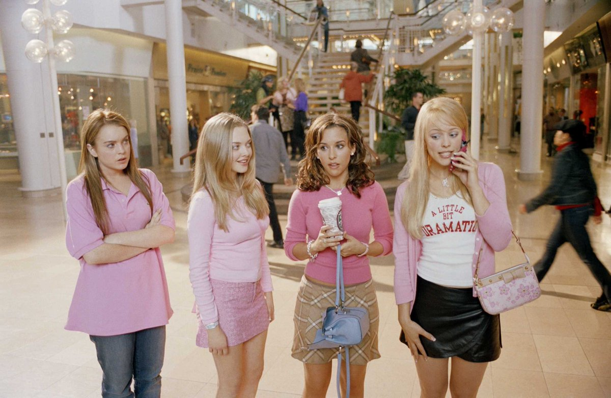 #MeanGirls (2004) is celebrating it's 12 year anniversary today! Celebrate with us by using #MeanGirlsAnniversary https://t.co/uC69uXJ36O