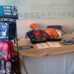 All set up at the @AroundtheOPA #tbay with @BayMeatsButcher. Try our Gluten-free #beefjerky and #pepperettes. https://t.co/7I60huyquL