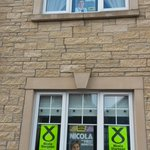Just in case the neighbours havent figured out how I will or they should be voting #BothVotesSNP @SouthsideSNP ???? https://t.co/84QiTc2Iqy
