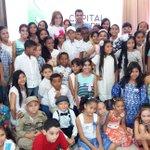 Hoy, quiero felicitar al futuro de Barranquilla, a todos esos niños que a diario nos enseñan a soñar en grande. https://t.co/H3FIQj6xvD