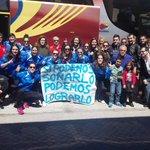 Si podemos soñarlo, podemos lograrlo.VAMOS! Camino  La Fortuna a enfrentarnos al @LEGAFUTBOLSALA. A las 18:00 h. Go! https://t.co/YuZ7uHgxod