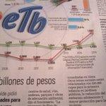 En ETB egresos subieron de $0,93 billones a $1,9 billones en 3 años? Burdo truco contable de Castellanos y Peñalosa. https://t.co/VfA5bGBXFY