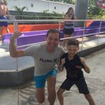 We just conquered #BrainDrain but the entire park heard my scream! @Rapidswaterpark @CBS12 https://t.co/IzM6zzQKDb