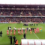 The teams are out and Oakwell is lively, COYR!!! https://t.co/WK6ZQScKVH