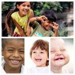 Que nuestras acciones diarias, sean para dibujar la sonrisa de nuestras niñas y niños #FelizDíaDelNiño https://t.co/DotLsX1w12