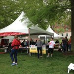 #MarylandDay is officially underway! Come see us on the mall in front of Tydings! https://t.co/yEITN9GlEH