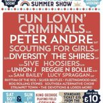 Catch me playing at The Portsmouth Summer Show today! 330pm on the Casemates stage X https://t.co/rAk3dASnMR
