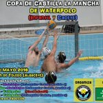 Mañana se jugará en la #JuandeToledo la Copa cadete e infantil de #Waterpolo  ¡Mucha suerte @waterpoloalba! 👏🏻 🏊🏻 https://t.co/GkWD8Z0lIY