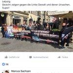 """Und hier erste Reaktionen des """"Volks!!11"""" #nolegida https://t.co/GJH8hhIFgB"""