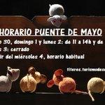 Pensando en visitarnos estos días? Nuestros #títeres os recibirán encantados!! #Segovia https://t.co/7CP6iUhv0n