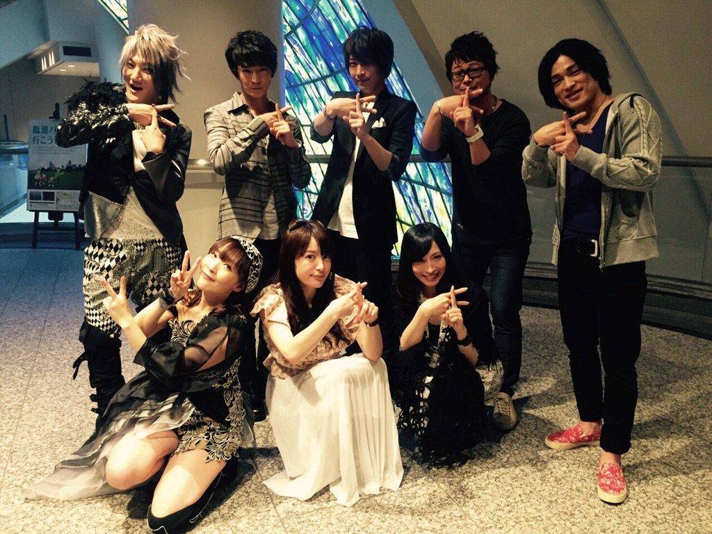 アニメ「K」イベントにて新作「K Seven Stories」制作決定! 続報を待て!燃やせ!#anime_k