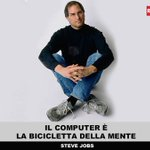 «Il computer è la bicicletta della mente» Steve Jobs #InternetDay >> https://t.co/006q8Gs4jr https://t.co/Paf45dj4PV