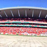 #EFFManifesto Orlando stadium now packed to capacity (40,000). Many people also standing at the back. GW https://t.co/P7zFNrieKM