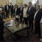Γεροβασίλη: Ορκίστηκε με πολιτικό όρκο, πήγε στα Ιεροσόλυμα να φέρει το Άγιο Φώς - Ούαί ἡμῖν...ΦΑΡΙΣΣΑΙΟΙ ΥΠΟΚΡΙΤΑΙ https://t.co/TrAvHjKxzm