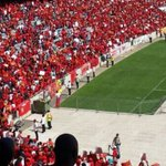 Its official: EFF #fillsupthestadium at historic 1976 site https://t.co/44G56uorWi https://t.co/grGWg26YQV