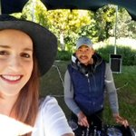 Pretty @Jess_Radio joining in on the fun at @WynbergBoysHigh rugby festival! Come say hi! #KFMLife @BarronHufkie https://t.co/9R8grC4VKM