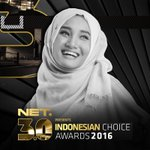I Vote @FatinSL for Female Singer of the Year Indonesian Choice Awards 2016 #ICA_3 #FS_Fatin @daffaoliviano https://t.co/1yXCy2xquP