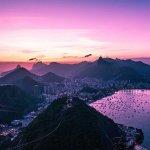 Sky in Rio 😍🌅 https://t.co/LXP4LqlKwD