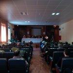 En la mesa sobre Derechos Sociales del #IIForoPodemosCLM d #Cuenca hablando sobre necesidades reales de la gente. https://t.co/OxZzYr1Jp8