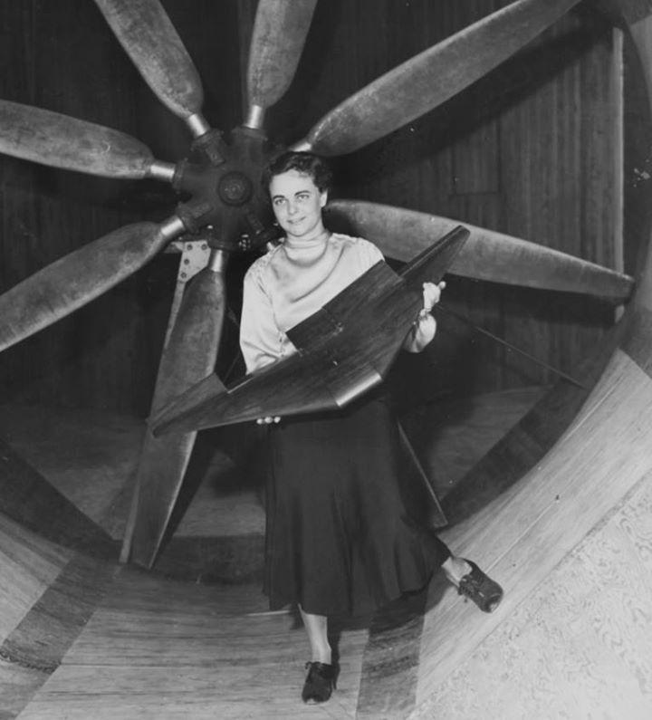 Terrific new short video on @MIT AeroAstro Dept women pioneers starting w/Isabel Ebel 1932  https://t.co/xMbm2X7Y4m https://t.co/YYLjJvdI9x