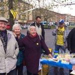 Great turn out Mansfield Park #bothvotesSNP https://t.co/V2AOxRoTvv