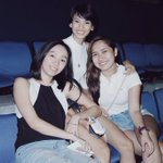watched the game with my bhies! proud bhies hereeee @biancavcruz @tinotapos !!! @mikareyesss ???? https://t.co/JCgg5WzpLN