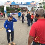 .@WLKYKaren has our coverage from the finish line! Turn on @WLKY right now for some awesome stories! #kdfmarathon https://t.co/OFcNaukEXQ