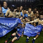 8th May 2002 - Arsenal win the title at Old Trafford 1st May 2016 - Leicester win the title at Old Trafford? https://t.co/8QbZgsYNCh